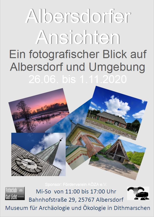 Ausstellung 'Albersdorfer Ansichten'